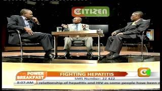 Power Breakfast Interview: Fighting Hepatitis