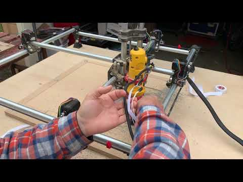 Repeat A Mostly Printed CNC Project - Frame & Z Axis