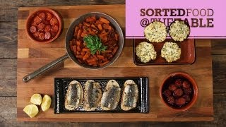 Spanish Tapas | SortedFood @ The Table