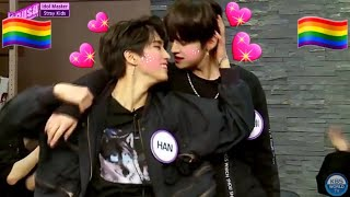 KPOP GAYEST MOMENTS #2 TXT, BTS, MONSTA X, STRAY KIDS, EXO, PENTAGON, GOT7, SEVENTEEN , ASTRO, 14U