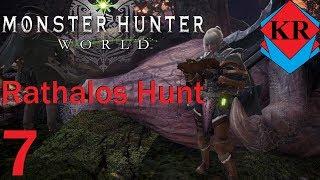 Monster Hunter: World Rathalos hunt
