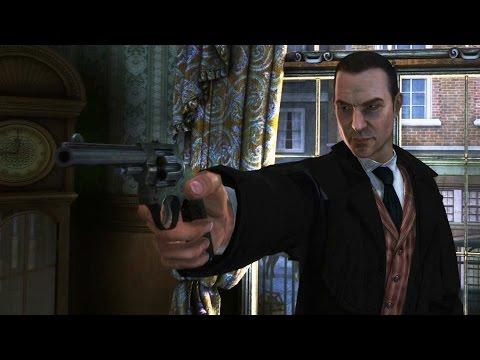 Sherlock Holmes Amazing Story - The Testament of Sherlock Holmes Cut Scenes