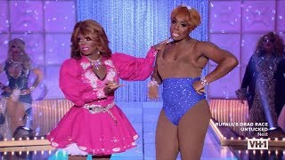 Monét X Change Vs Mayhem Miller Man I Feel Like A Woman RuPaul S Drag Race Season 10 LSFYL