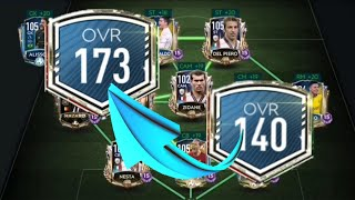 Ultimate Final Team Upgrade! Legacy Team 21! | Fifa Mobile F2P - Team Upgrade