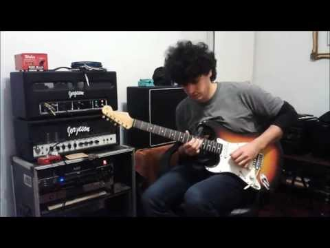 Stratocaster 62 Reverse Headstock (Ricardo Miranda Luthier)