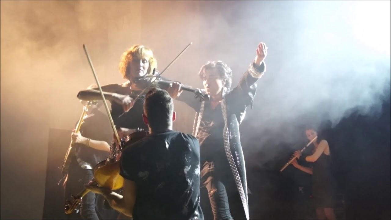 Шоу «Симфонические РОК-ХИТЫ» от Concord Orchestra в Подольске // РИАМО в Подольске