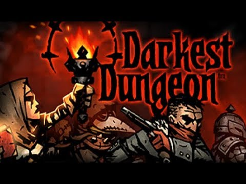 DARKEST DUNGEON TABLET EDITION iPAD Gameplay Video | Intro and First Quests