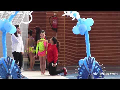 III torneo de Gimnasia Rítmica Club La Higuerita 2ª parte