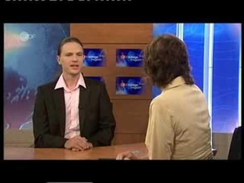 Pianist Markus Groh im ZDF Mittagsmagazin
