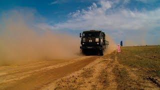 280 километров бездорожья при 40-градусной жаре: в Волгограде закончился конкурс «Военное ралли»
