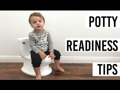 How To Prepare Your Toddler For Potty Training | Mom Style