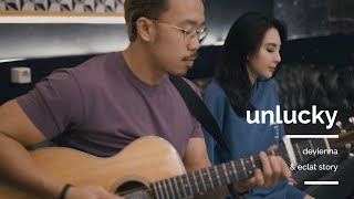 Unlucky - IU 아이유 (Cover by Devienna feat. Eclat Story)