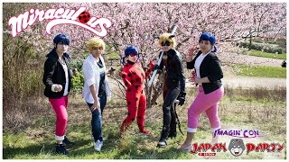 japan party 2016 6e edition cosplays miraculous