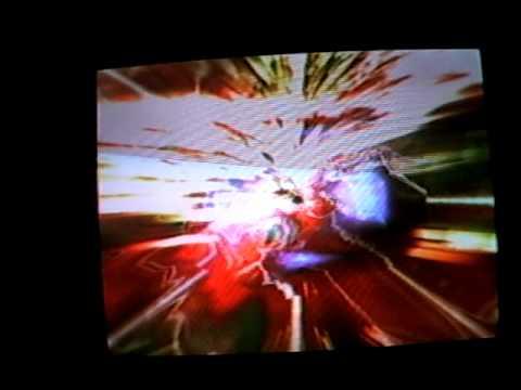 xbox 360 music visualizer glitch!!