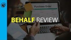 Behalf Review