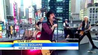 Green Day - Oh Love @ Good Morning America