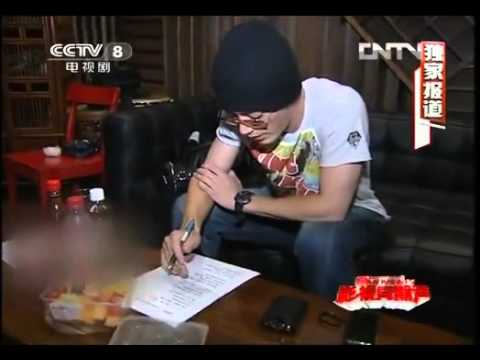 [vietsub] Wallace Huo - interview and recording ost
