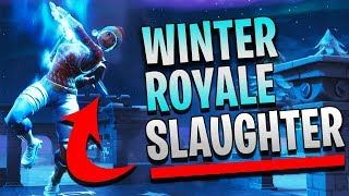 Neace SLICES UP Winter Royale - Infinity Blade is BROKEN