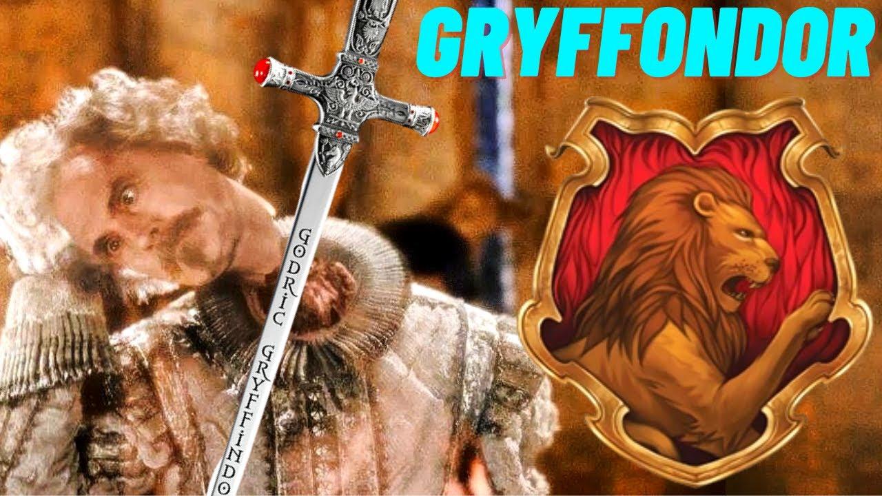 GRYFFONDOR : la maison oubliée ? Harry Potter