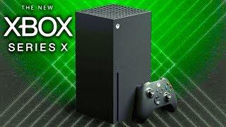 Xbox Series X - NEXT-GEN Xbox Console FULL DETAILS!! (Xbox Series X News)