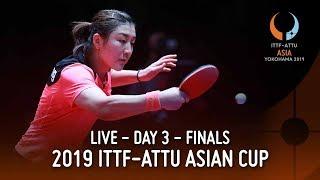 2019 ITTF Asian Cup | Finals