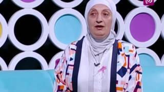 وفاء ابو زيد - قصتها في التغلب على السرطان