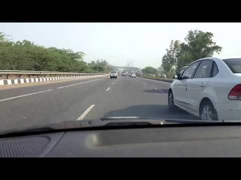 Delhi Roads | Mukarba Chowk to Splash Water Park | 8x
