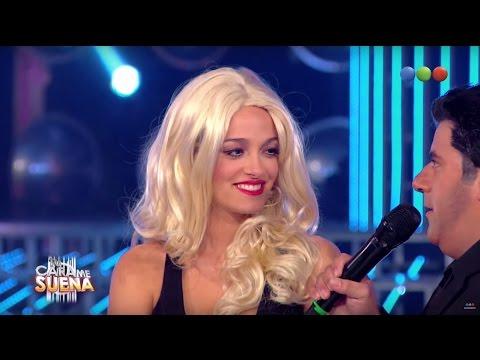 Pichu y Oriana imitan Alejandro Fernández y Christina Aguilera - Tu Cara Me Suena 2014