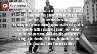 Club Dogo - Sai Zio [Lyrics - Testo]