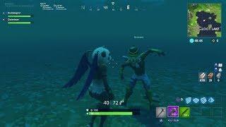 GLITCH Fortnite: Return below Loot Lake!