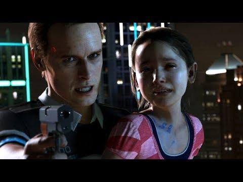 Detroit: Become Human - Full HD (PS4 Pro) Demo CZ