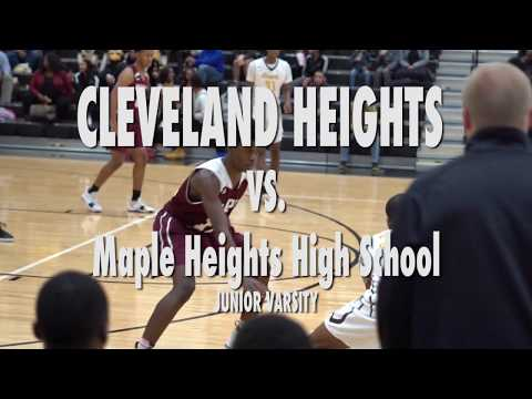 Ibn Edwards (#30) vs. Maple Heights High School