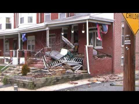 Allentown Gas Explosion - 1.5.12
