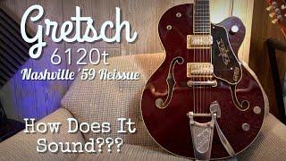 Gretsch G6120t Nashville