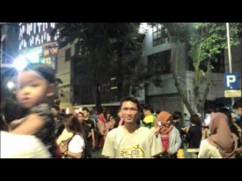 Surabaya Urban Culture Festival 2017 di Jalan Tunjungan Surabaya - 1