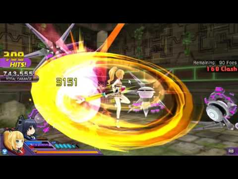 Hyperdimension Neptunia U Action Unleashed Random Gamplay Ep #8 |