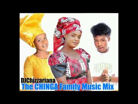 The Best of CHINGA Family - DJChizzariana