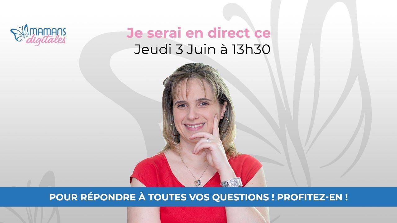 Download Direct Questions-Réponses Jeudi 3 Juin à 13h30
