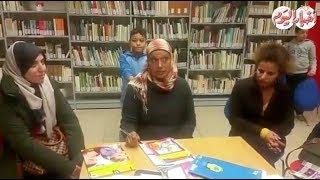 أخبار اليوم | مصرية تلم شمل أطفال العرب بإيطاليا بـ«دروس مجانية»