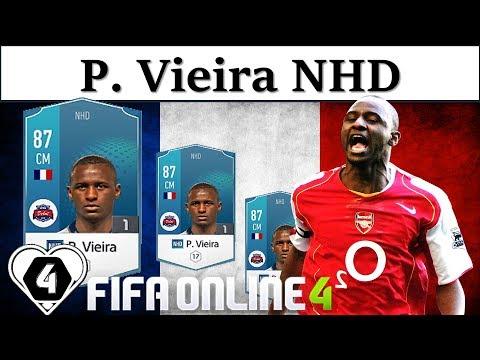 I Love FIFA | FO4 Review - Đánh Giá Patrick Vieira NHD ( National Hero Debut ) | FIFA ONLINE 4 ✔