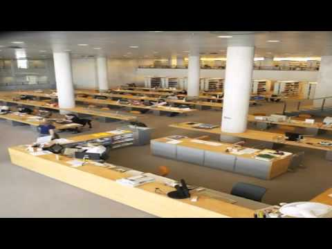 The Royal Danish Library video