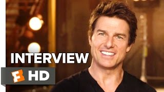 Jack reacher: never go back interview - tom cruise (2016) - action movie