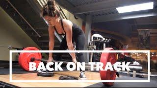 Back On Track // New Lifting Program