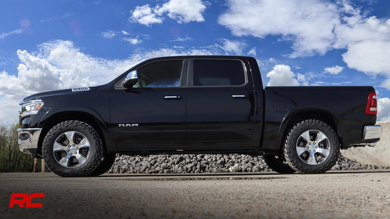 2019 Ram 1500 2-inch Leveling Kit 35400 by Rough Country ...