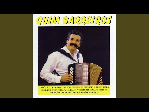 BARREIROS BAIXAR QUIM CD 2012