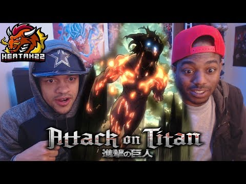 AOT Episode 25 Reaction! The Rage!