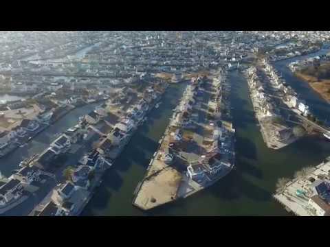 Manahawkin, NJ - Aerial