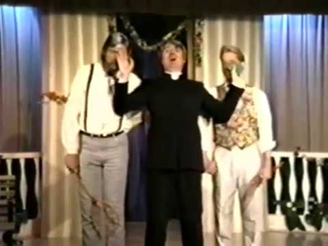 Gilbert & Sullivan's THE SORCERER with new dialog by Peter Lewis, 1991 Peccadillo Players