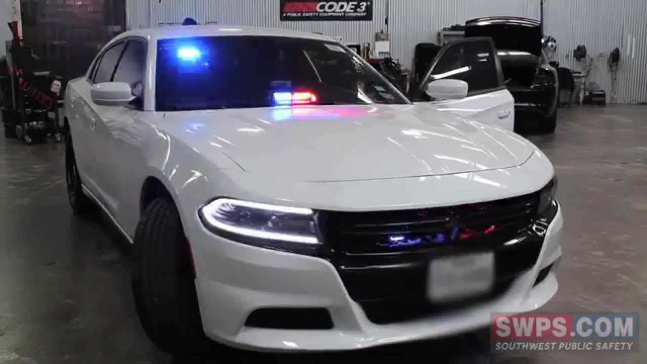 2015 Dodge Charger Police Package outfitted with emergency ... 2015 Police Charger