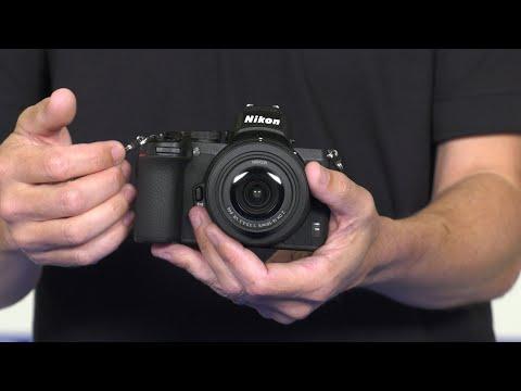 The Nikon Z50 DX Mirrorless Camera